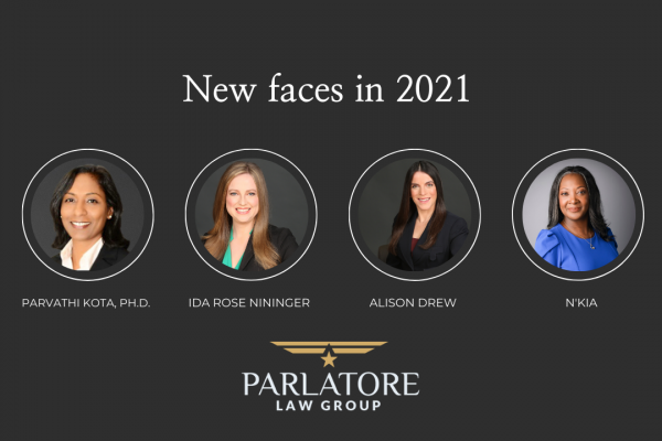 Parlatore Law Group Announces New Partners in 2021