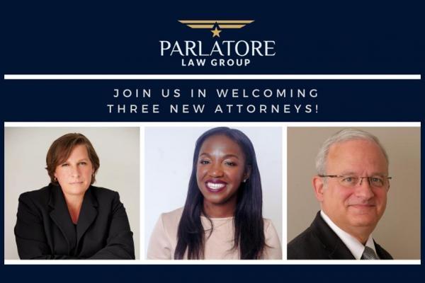 Three new attorneys