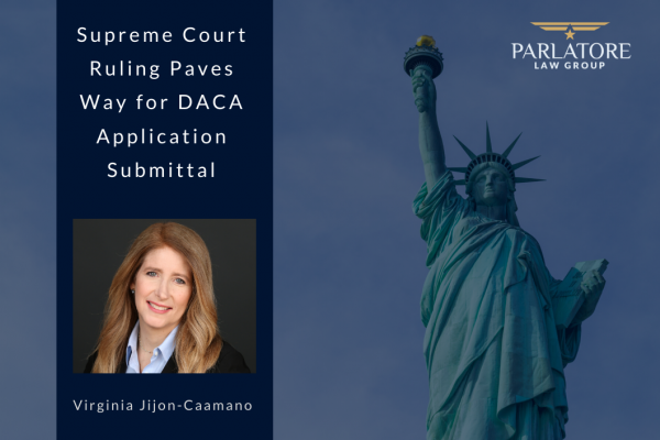 Virginia Jijón-Caamaño is a partner with Parlatore Law Group