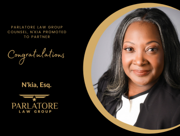 Parlatore Law Group, LLP, N'kia, Partner