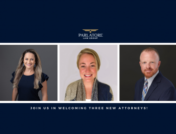 Parlatore Law Group Announce Three New Attorneys